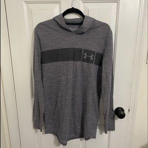 UA lightweight hoodie